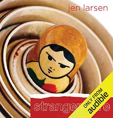 Stranger Here audiobook cover art