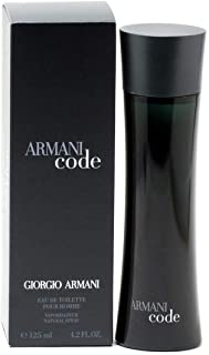Giorgio Armani Armani Code For Men Edt Spray 4.2 Oz