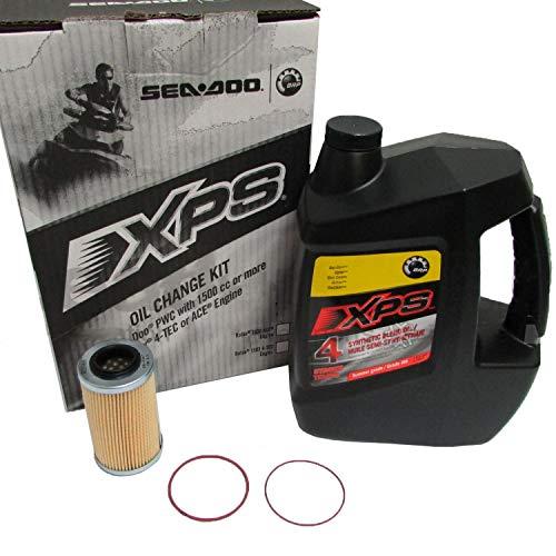 Sea-Doo PWC/Boat Oil & Filter Change & Maintenance Kit-4 Stroke GTX RXP RXT GTI