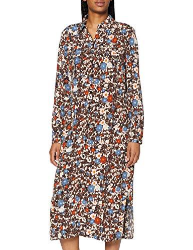 Marc O'Polo Damen 008115121379 Kleid, G62, 32