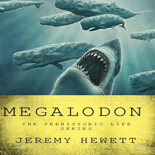 Megalodon audiobook cover art