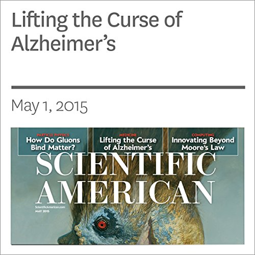 Lifting the Curse of Alzheimer's audiobook cover art