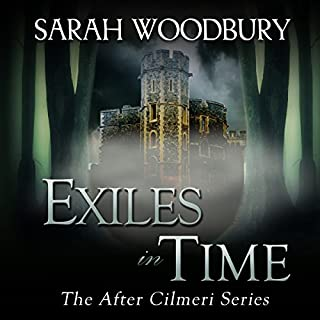 Exiles in Time audiobook cover art