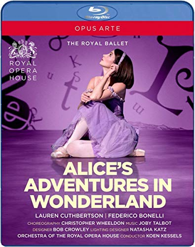 Talbot: Alice's Adventures in Wonderland [Blu-ray]