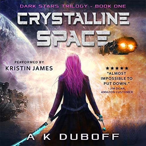 Crystalline Space cover art