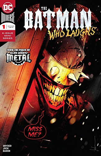 The Batman Who Laughs (2018-2019) #1 (English Edition)