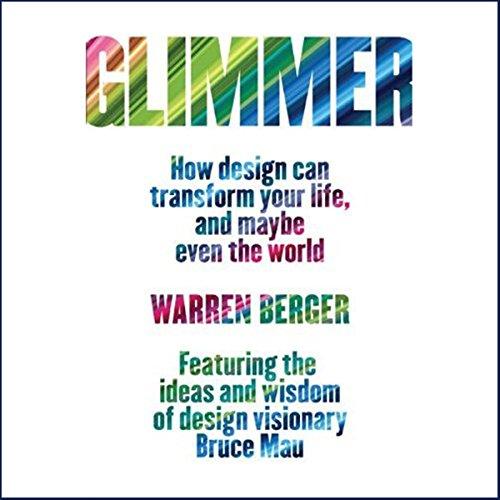 Glimmer audiobook cover art