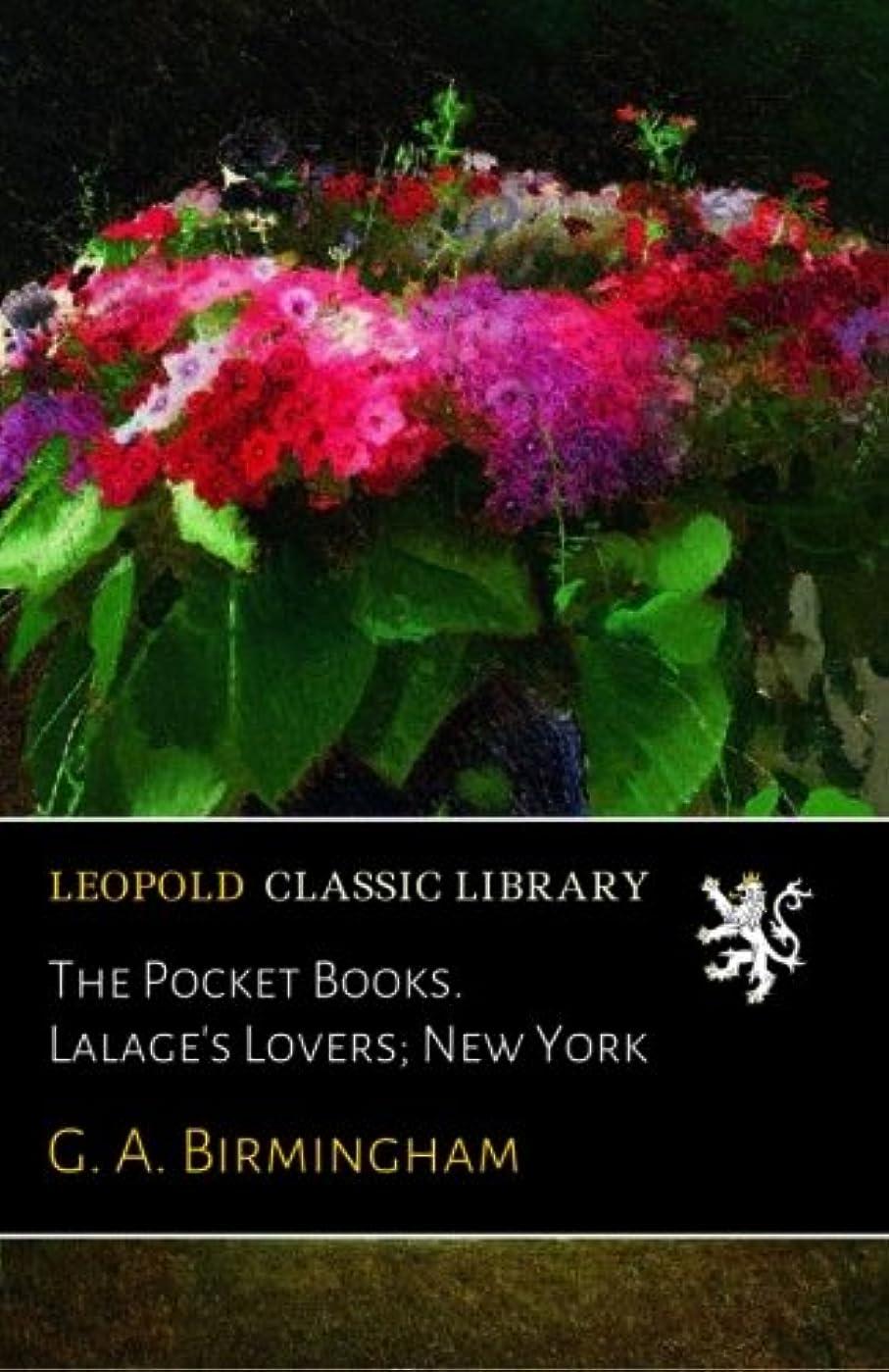ベンチ見分ける亜熱帯The Pocket Books. Lalage's Lovers; New York