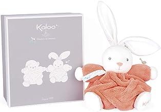 Kaloo カルー ソフトプルームうさぎ/コーラル/S TYKL969982