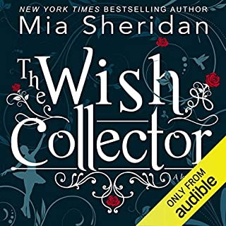The Wish Collector                   By:                                                                                                                                 Mia Sheridan                               Narrated by:                                                                                                                                 Zachary Webber,                                                                                        Virginia Rose                      Length: 11 hrs and 20 mins     181 ratings     Overall 4.5