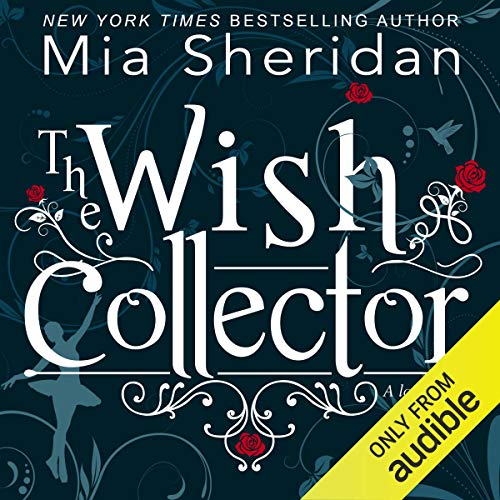 The Wish Collector                   Written by:                                                                                                                                 Mia Sheridan                               Narrated by:                                                                                                                                 Zachary Webber,                                                                                        Virginia Rose                      Length: 11 hrs and 20 mins     Not rated yet     Overall 0.0