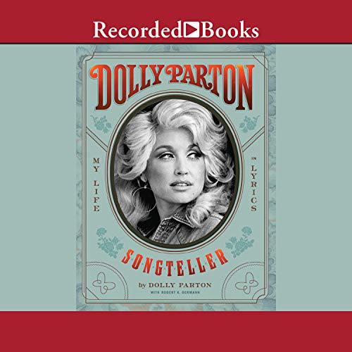 Dolly Parton, Songteller cover art