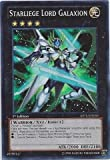 YU-GI-OH! - Starliege Lord Galaxion (JOTL-EN050) - Judgment of The Light - 1st Edition - Super Rare