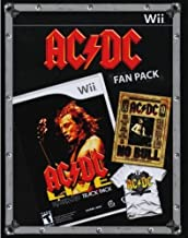 AC/DC Fan Pack: Includes Nintendo Wii Edition of