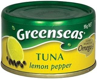 Green Seas Tempt Lemon Pepper 95g
