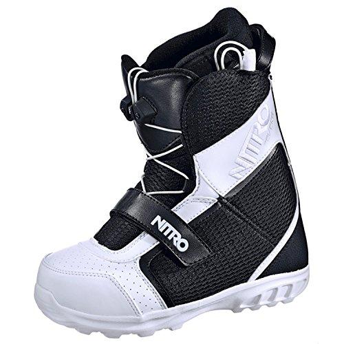 Nitro Snowboards Kinder Snowboard Boots weiß 23