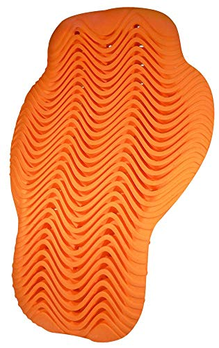 Klim D30 Replacement Back Pad Level 1 Viper Stealth Body Armor Accessories - Orange/One Size