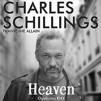 Heaven (feat. Antoine Allain) [Ogazumu Remix]