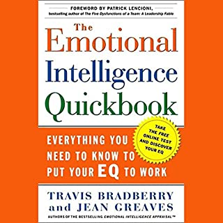 The Emotional Intelligence Quick Book cover art