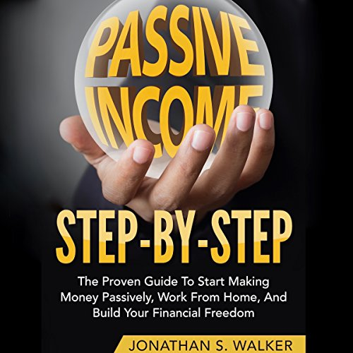 Passive Income Step by Step audiobook cover art