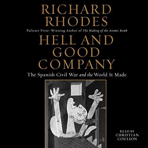 『Hell and Good Company』のカバーアート
