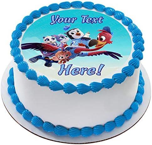 Disney T.O.T.S Cake topper Customized Cake Topper Cake Topper Personalized Cake Topper
