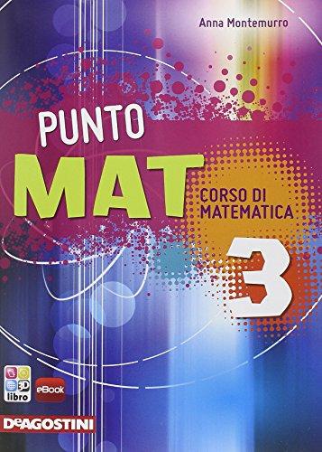 Puntomat-Quaderno. Per la Scuola media. Con CD-ROM: PUNTOMAT 3+QUAD +CD