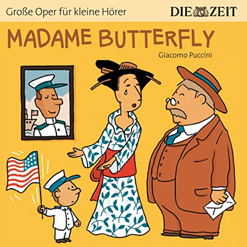 『Madame Butterfly』のカバーアート