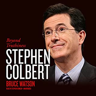 Stephen Colbert cover art
