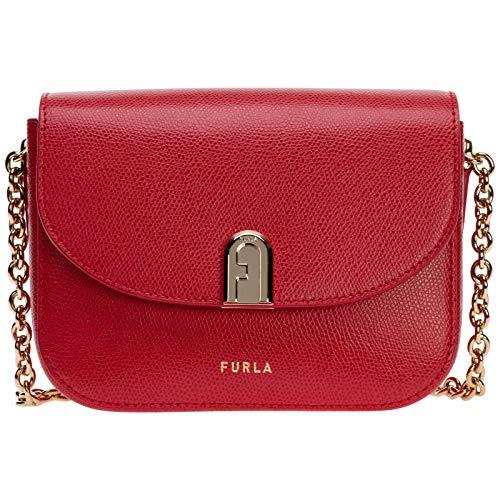 Furla mujer 1927 bolsos bandolera rosso