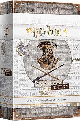 Asmodee Harry Potter : Défense Contre Les Forces du Mal société-Jeu de deckbuilding-2 Joueurs, USAHBDA01FR