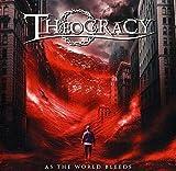 Songtexte von Theocracy - As the World Bleeds