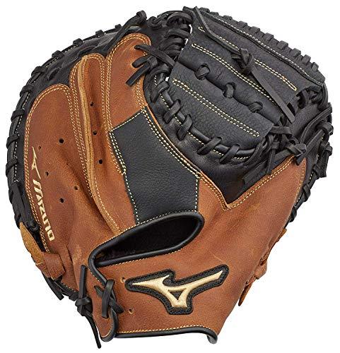 Mizuno GXC95Y2 Samurai Youth Baseball Catcher's Mitts, 33