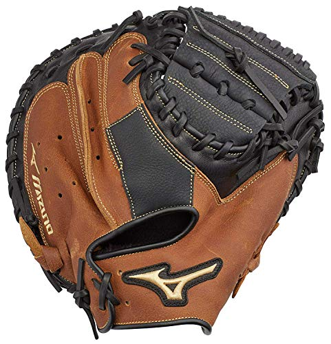 Mizuno GXC95Y2 Samurai Youth Baseball Catcher's Mitts, 33