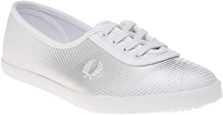 Fred Perry Aubrey Womens Sneakers White