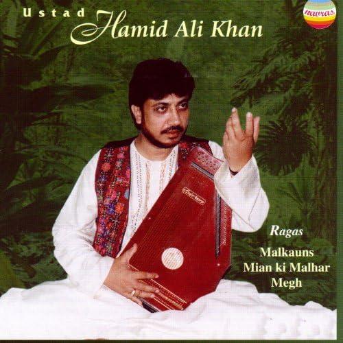 Ustad Hamid Ali Khan