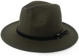 Hat To Socks Cappello Fedora con Tesa Larga