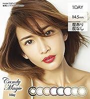 ★NEW★キャンディーマジックワンデー ■BEGINNERブラック 10枚入り(-0.75)