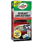 Headlight Lens Restorers
