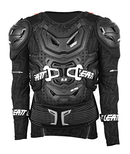 Leatt Protektorjacke Body Protector 5.5 Schwarz Gr. L/XL