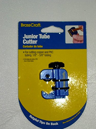 BrassCraft T003 JR TUBE CUTTER, 1/8