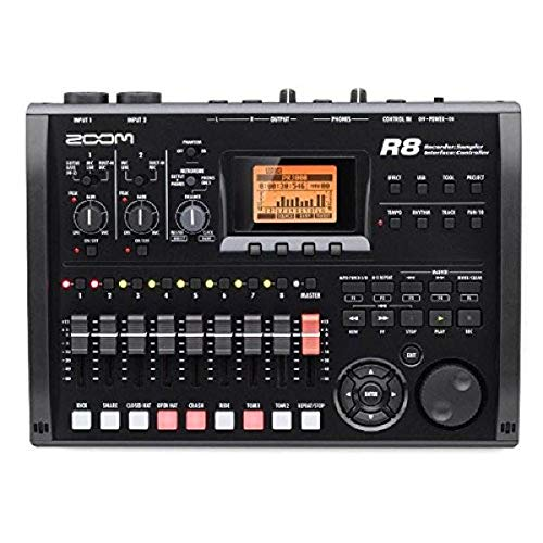 Zoom R8 Multi-Track Tabletop Rec...