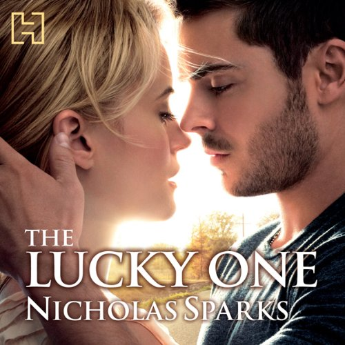 The Lucky One audiobook cover art