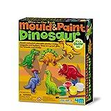 4M 004M3514, Ocio Creativo, Kit de Moldeo con Dinosaurios...