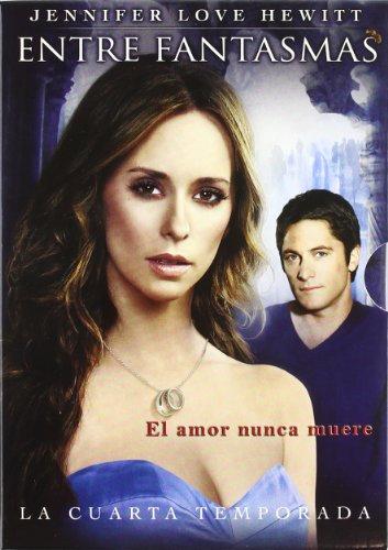 Entre Fantasmas T4 [DVD]