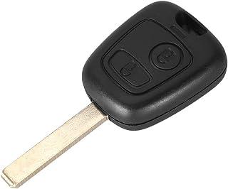 Schlüssel Für Peugeot 107 207 307 Citroen C1 C2 C3 | 2 Tasten | Fernbedienung Autoschlüssel