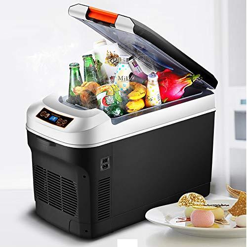 Auto kühlschrank Portabler Kühl Und Warm Elektrisch Deluxe Schnelle Kühlung Mini Kühlschrank 12 V / 220 V 20l Outdoor Für Camping