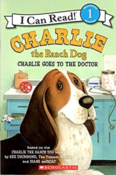 Paperback Charlie the Ranch Dog: Charlie goes to the doctor Book