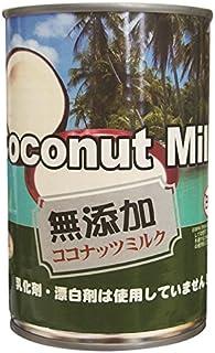 インターフレッシュ 無添加ココナッツミルク 400ml×6個