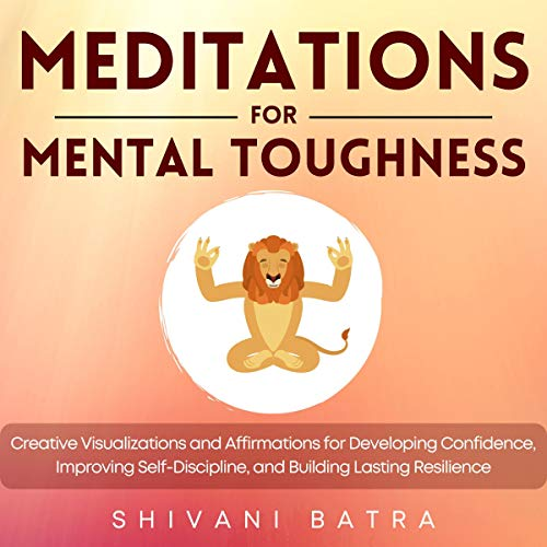 Meditations for Mental Toughness cover art